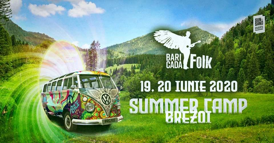 Baricada Folk Brezoi 2020 - 19 iunie