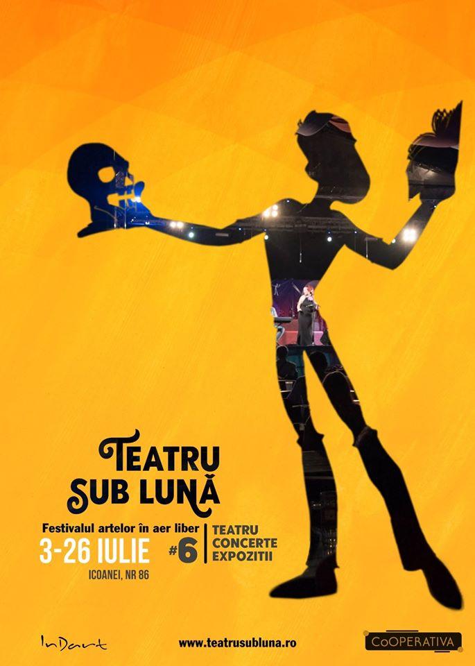 Teatru sub Lună #6 = 3 - 26 iulie - Contemporary-Establishment
