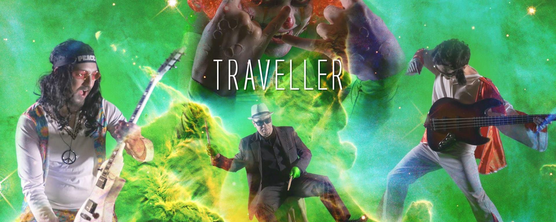 """Trupa C.O.D. a lansat videoclipul pentru single-ul """"Traveller"""""""