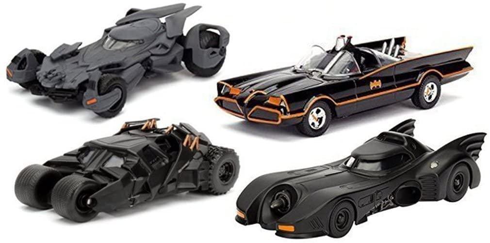 Care crezi ca este istoria din spatele iconicului #Batmobile?