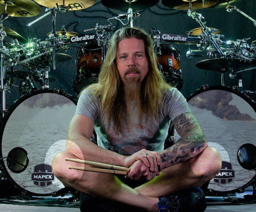 Fostul tobosar Lamb of God, Chris Adler aa lansat un nou proiect