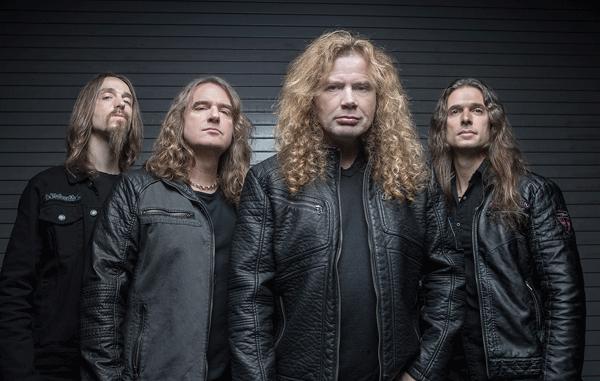 Megadeth a început oficial înregistrarile pentru noul album