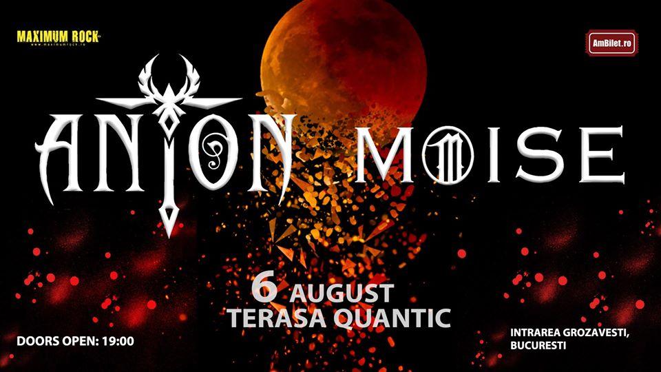 ANTON / MOISE în Quantic, B pe 06.08.2020 - contemporary-establishment