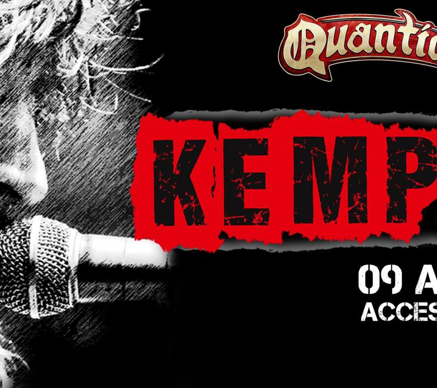 Kempes Live in Quantic - 9 August - contemporaryestablishment