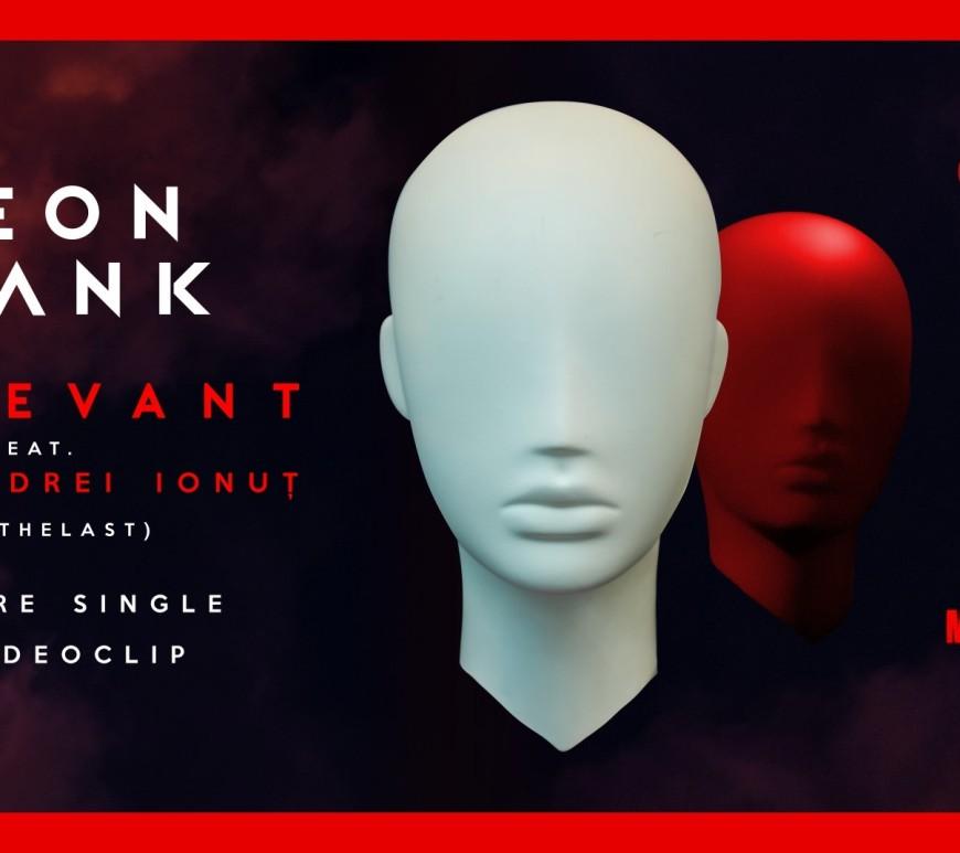 """Aeon Blank – Lansare videoclip """"Irelevant"""" / Club Quantic, Buc. - 16 iulie"""
