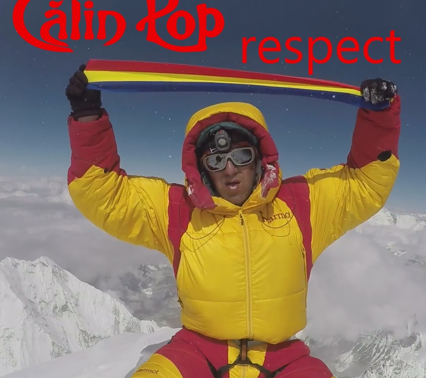 "Călin Pop a lansat o nouă melodie, ""Respect"" - contemporary-establishment"