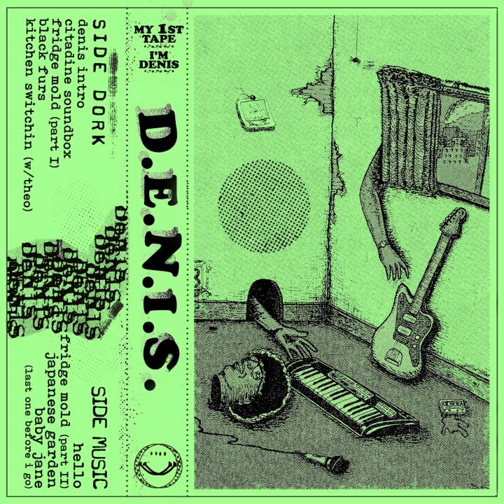 """D.E.N.I.S. - """"MY 1ST TAPE IM DENIS"""""""