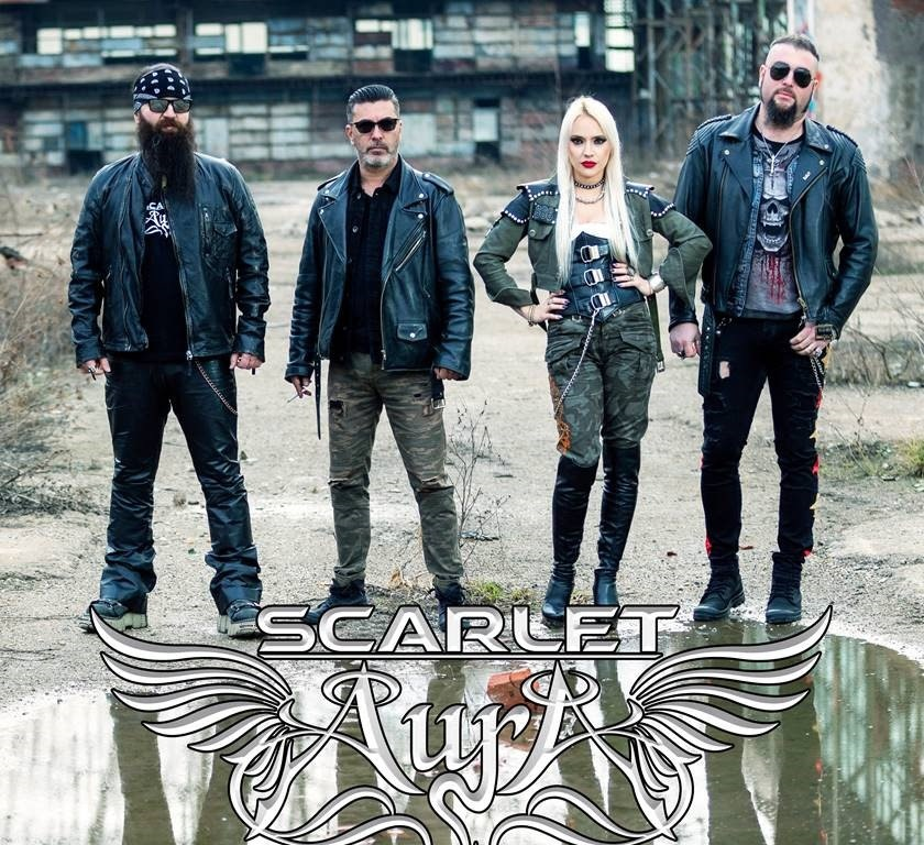 Universal Music Romania semneaza cu Scarlet Aura