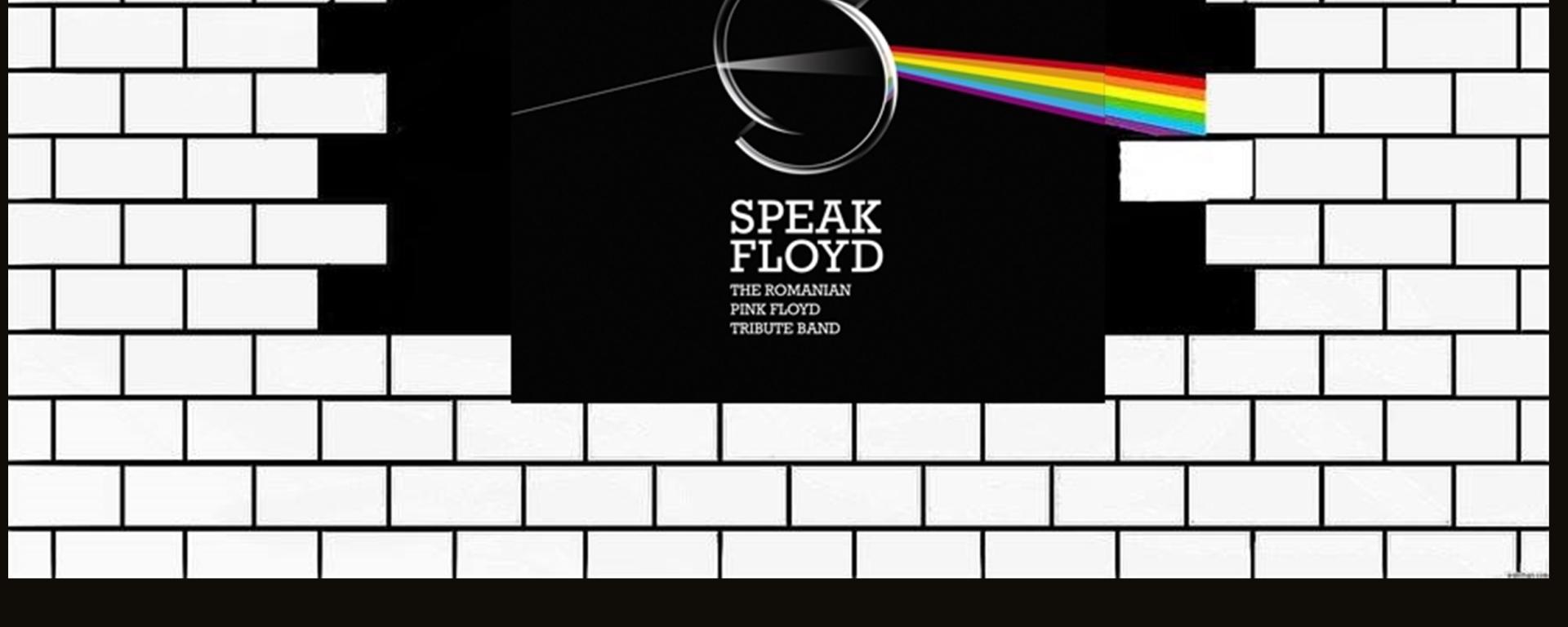 SPEAK FLOYD live la Quantic – sambata, 15 august 2020,