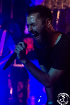 Galerie Foto Unflicted - Lansare album Naiade. Invitaţi Breathelast Live în Club Expirat Bucureşti - 08.05.19