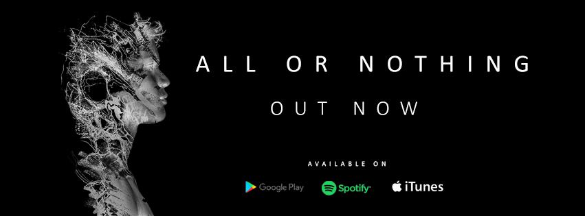 """Trio-ul Indie Rock din București, GUILTY lansează """"All or nothing"""", cel de-al doilea single al anului."""