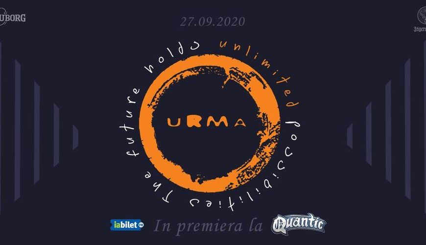 Concert URMA in premiera la Quantic - 27 Septembrie