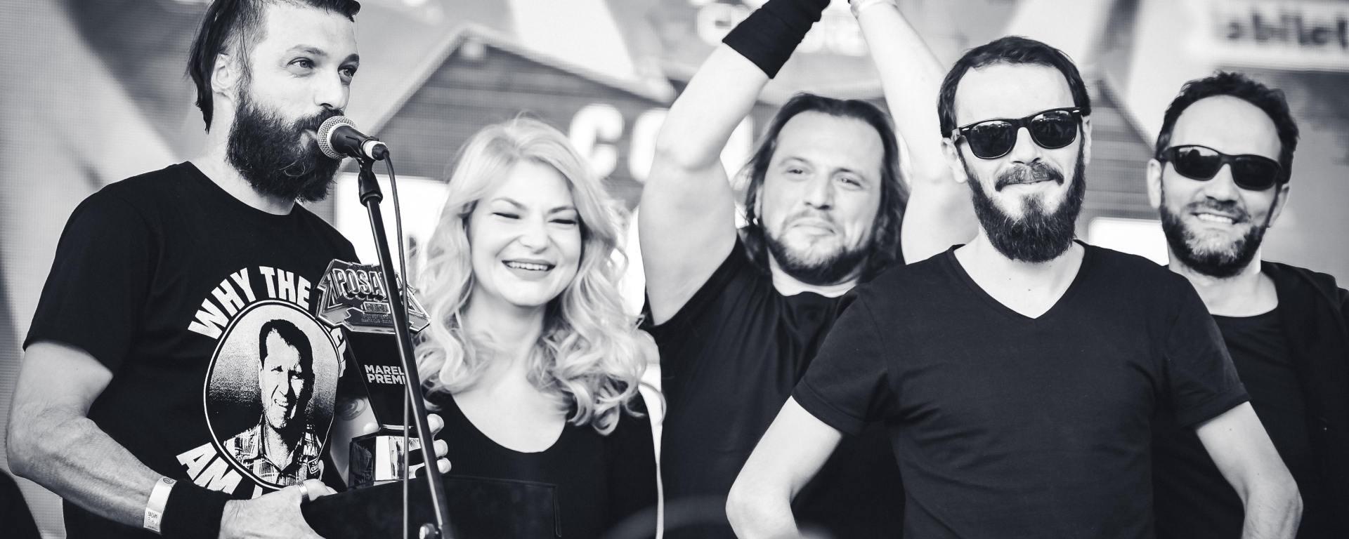 Olympus Mons a castigat Marele Premiu al concursului Posada Rock 2020