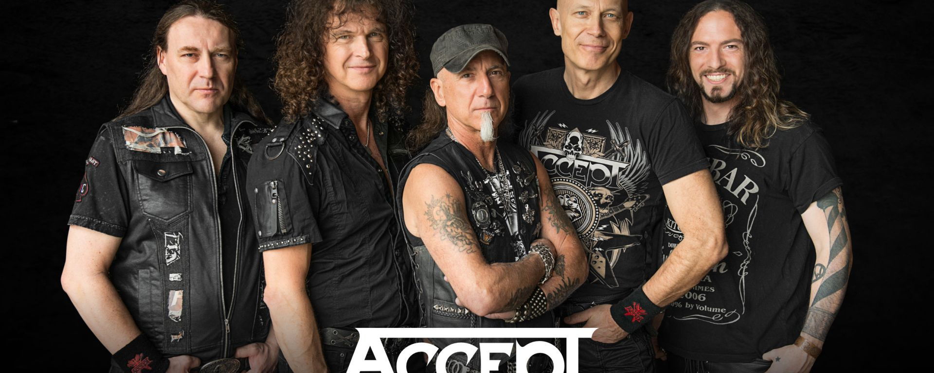 ACCEPT ARE BACK! New Release Announced