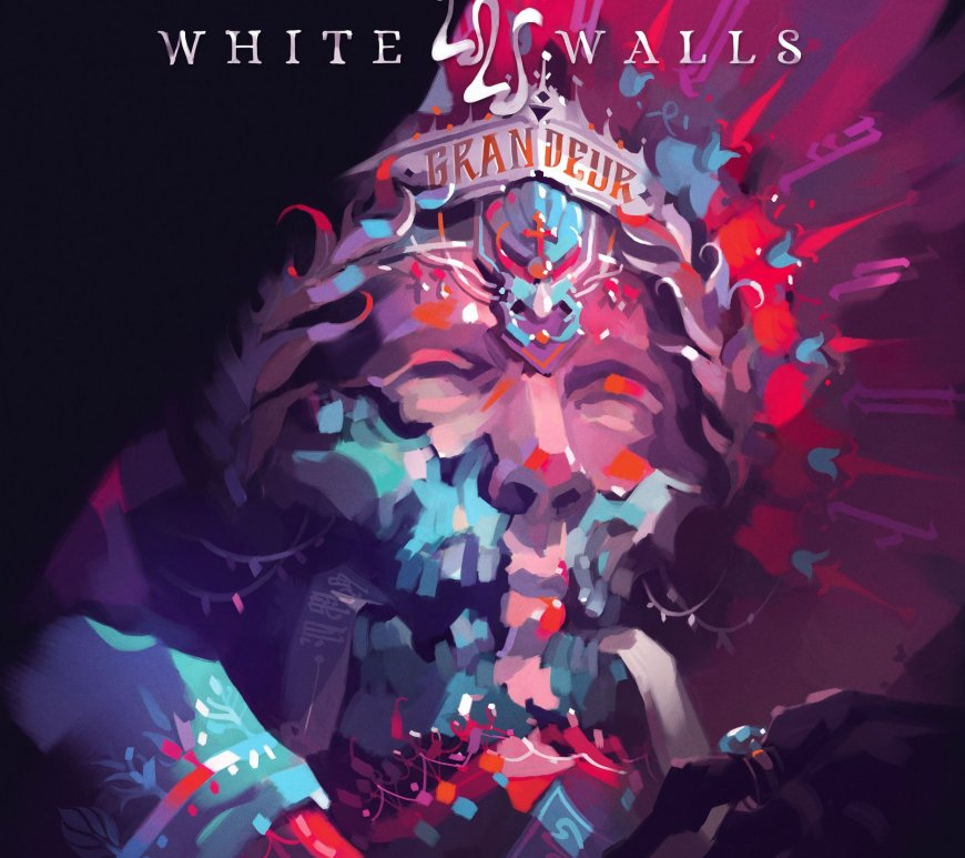 "Trupa White Walls a alansat videoclipul pentru single-ul ""Eye for an I"""