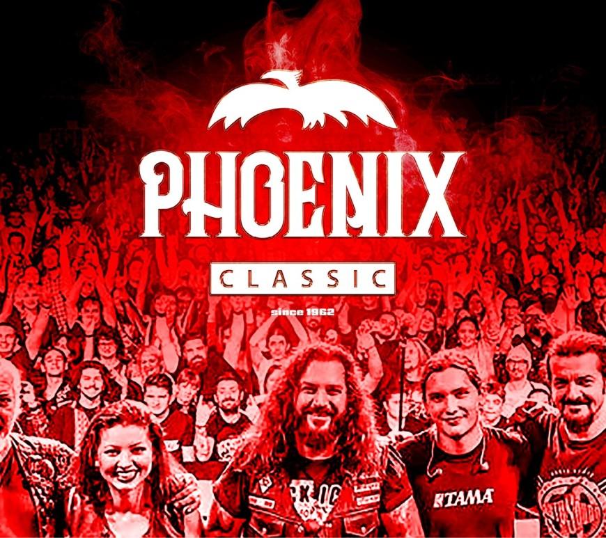 Phoenix - Fie să Renască / 11.11.2020, Club Quantic, Bucuresti