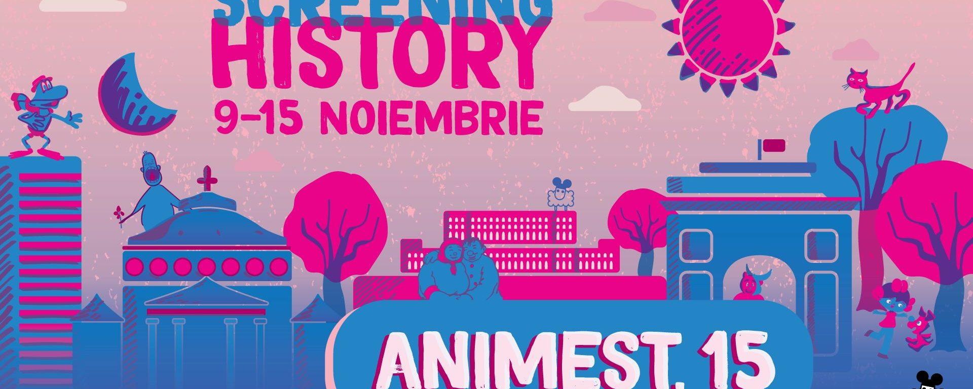 Animest.15 #ScreeningHistory - 9 Noiembrie