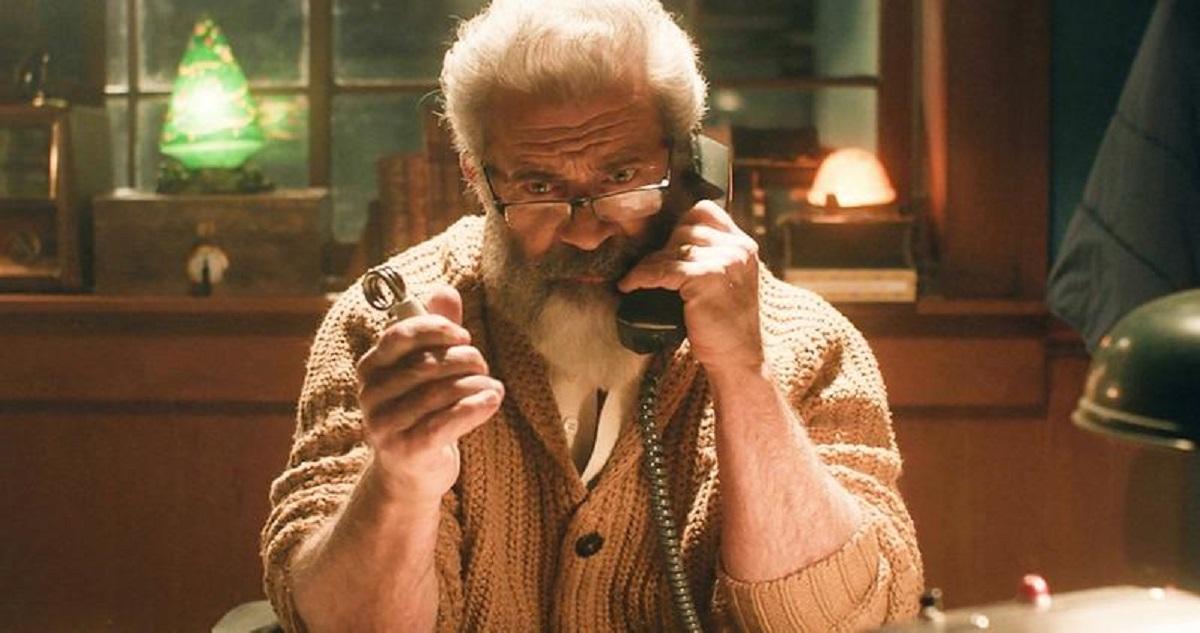 Filmul Fatman cu Mel Gibson calificat cu litera R pentru violenţa şi limbaj trivial