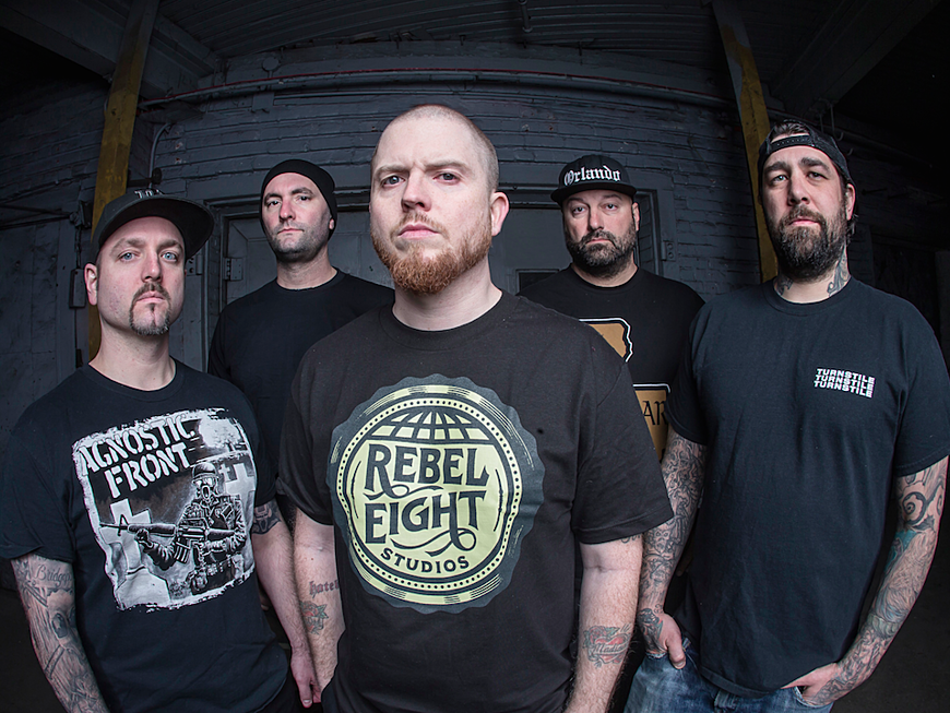 "HATEBREED RELEASED NEW SONG -""INSTINCTIVE (SLAUGHTERLUST)"""