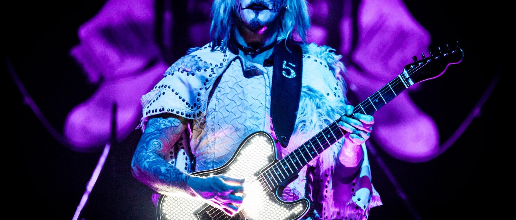 John 5 fostul chitarist Marilyn Manson spune că a fost şocat la aflarea veştii morţii lui EVH