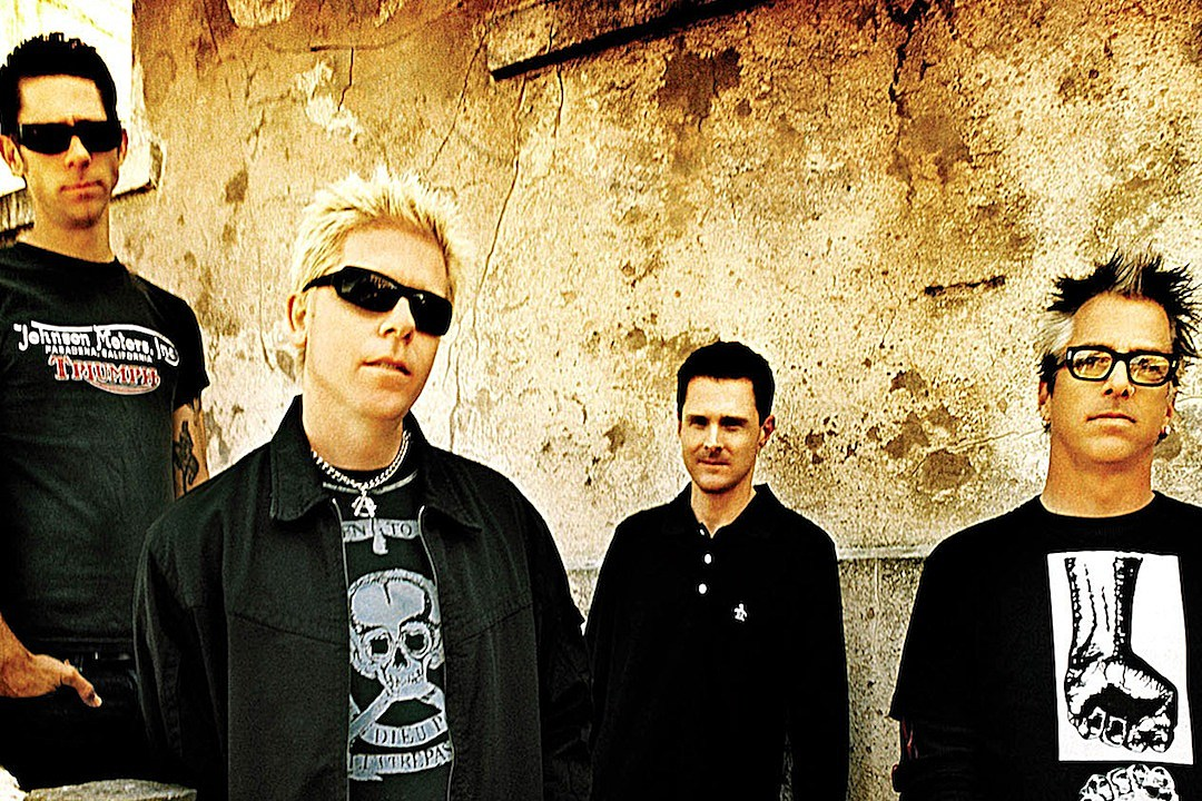 The Offspring 20th anniversary of 'Conspiracy of One'