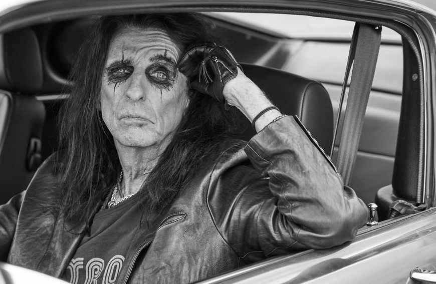 Alice Cooper anunță lansarea unui nou album