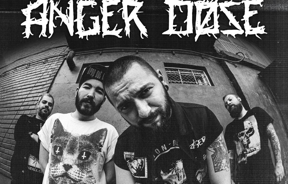"Trupa ANGER DOSE a lansat clipul pentru piesa ""Death by Carbon"""
