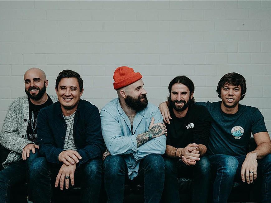 August Burn Red anunţă o melodie de Crăciun şi un concert Online