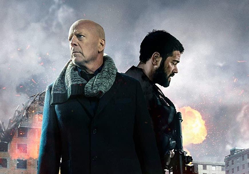 Cel mai nou film al lui Bruce Willis, Hard Kill este acum pe Netflix