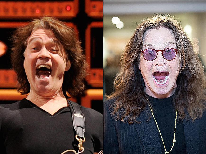 Despre cum Eddie Van Halen l-a sunat pe Ozzy Osbourne (beat fiind) cerându-i să-i fie vocalist