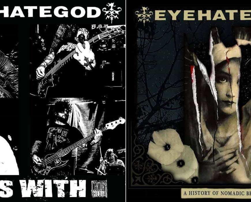 "EYEHATEGOD anunţă lansarea unui nou album ""A History Of Nomadic Behavior"""