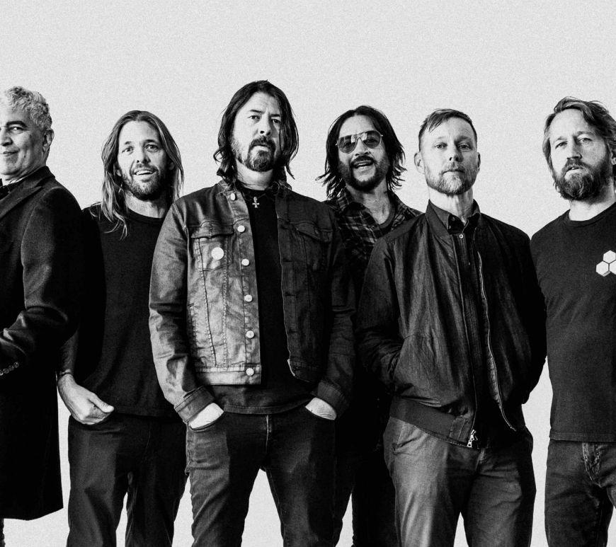 "Trupa Foo Fighters lansează piesa ""Shame Shame"""