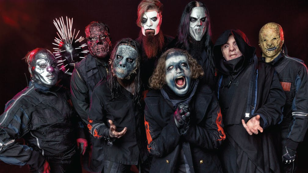 Slipknot lucrează la muzică nouă - contemporarz+establishment