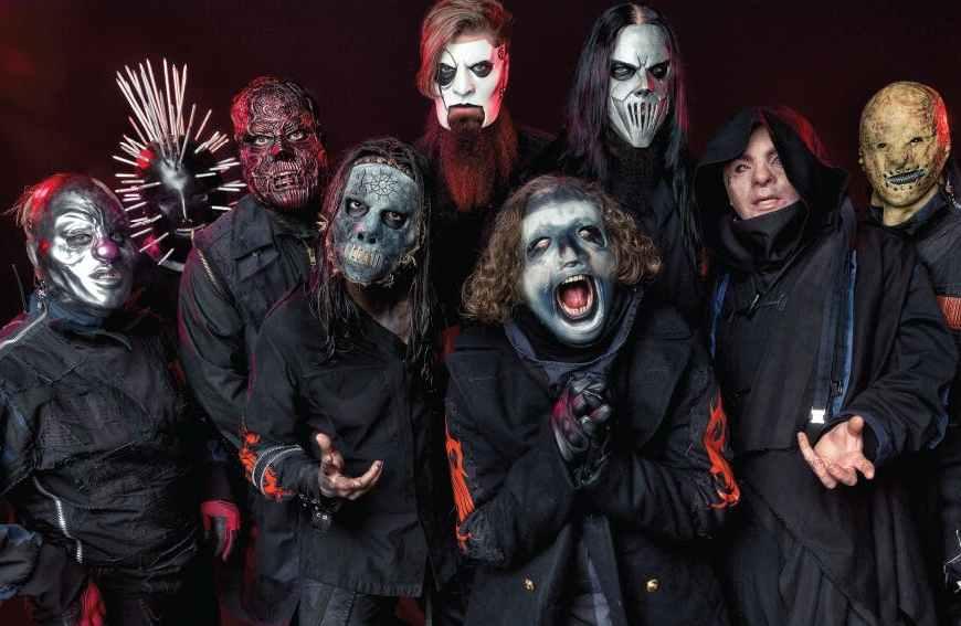 Slipknot lucrează la muzică nouă - contemporarz+establishment