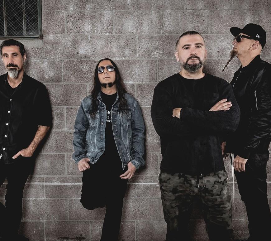 """Interviu cu System of a Down despre cele mai noi melodii lansate """"Protect the Land"""" şi """"Genocidal Humanoidz"""""""