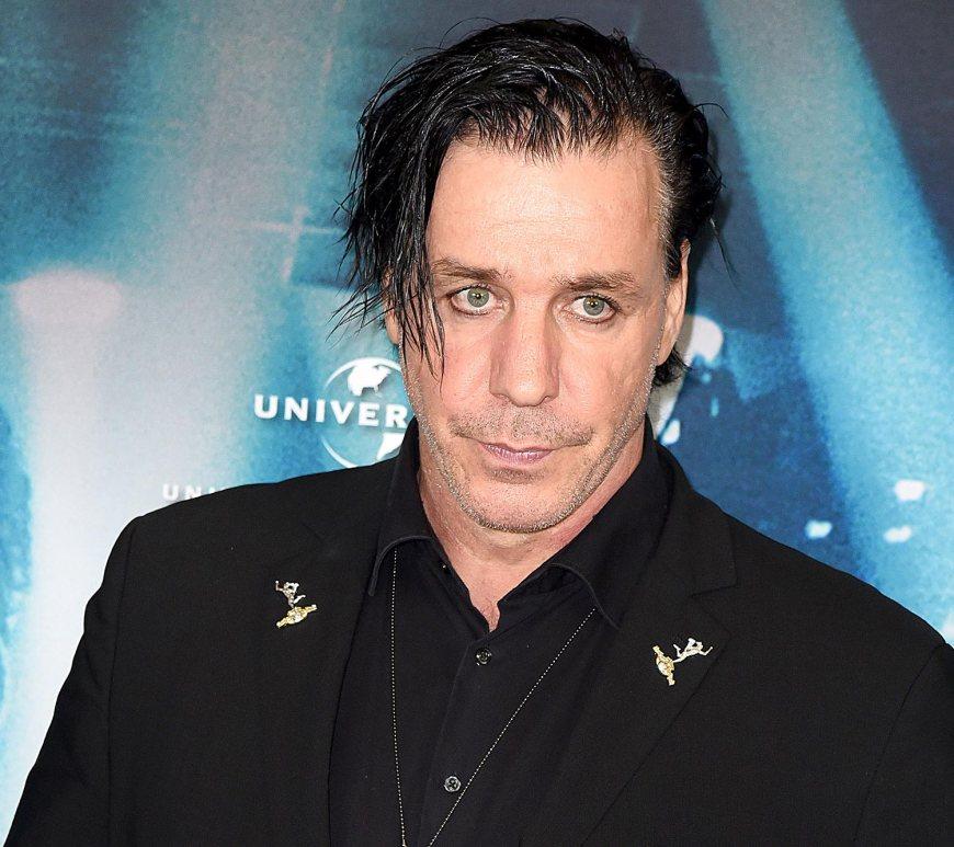 Till Lindemann a mai lansat o carte pentru National Geografic