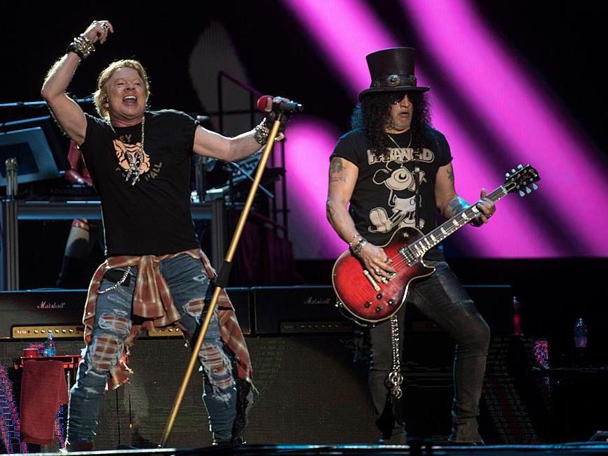 Slash crede că noul album Guns'N Roses va fi lansat în 2021