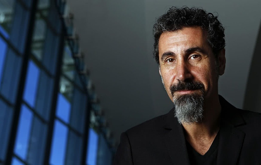 Un Documentar Despre SERJ TANKIAN, 'Truth To Power' Va Fi Lansat în Februarie