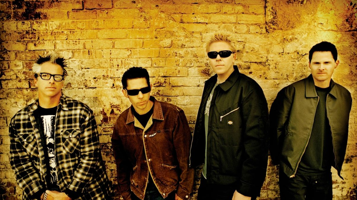 Trupa The Offspring a lansat varianta cover a piesei 'Christmas (Baby Please Come Home)'