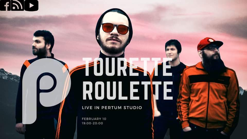 Tourette Roulette | LIVE Stream by Pertum TV - 10 Februarie