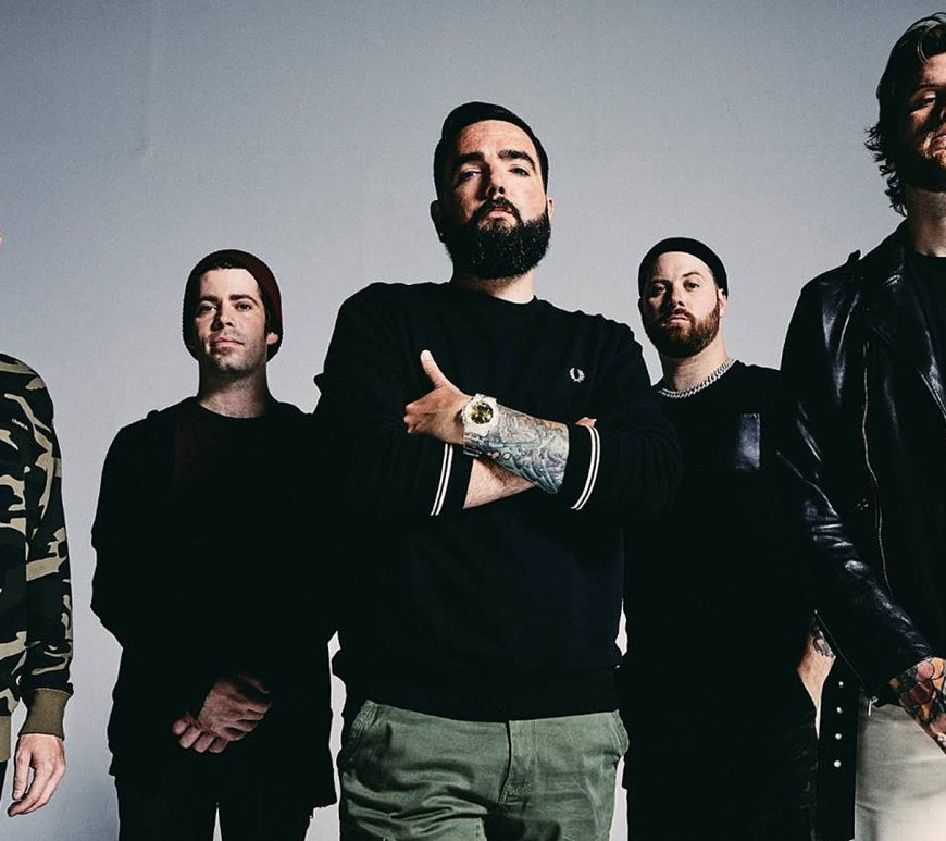 A DAY TO REMEMBER anunta eventul livestream 'Live At The Audio Compound'