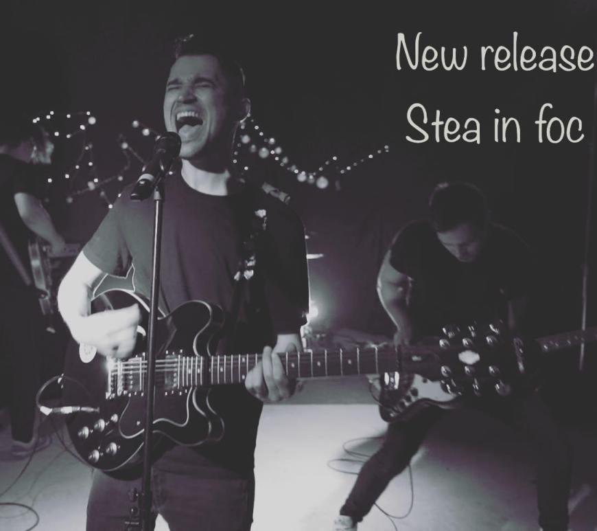 """Trupa Alex & The Fat Pinguins a lansat clipul pentru piesa """"Stea în foc"""""""