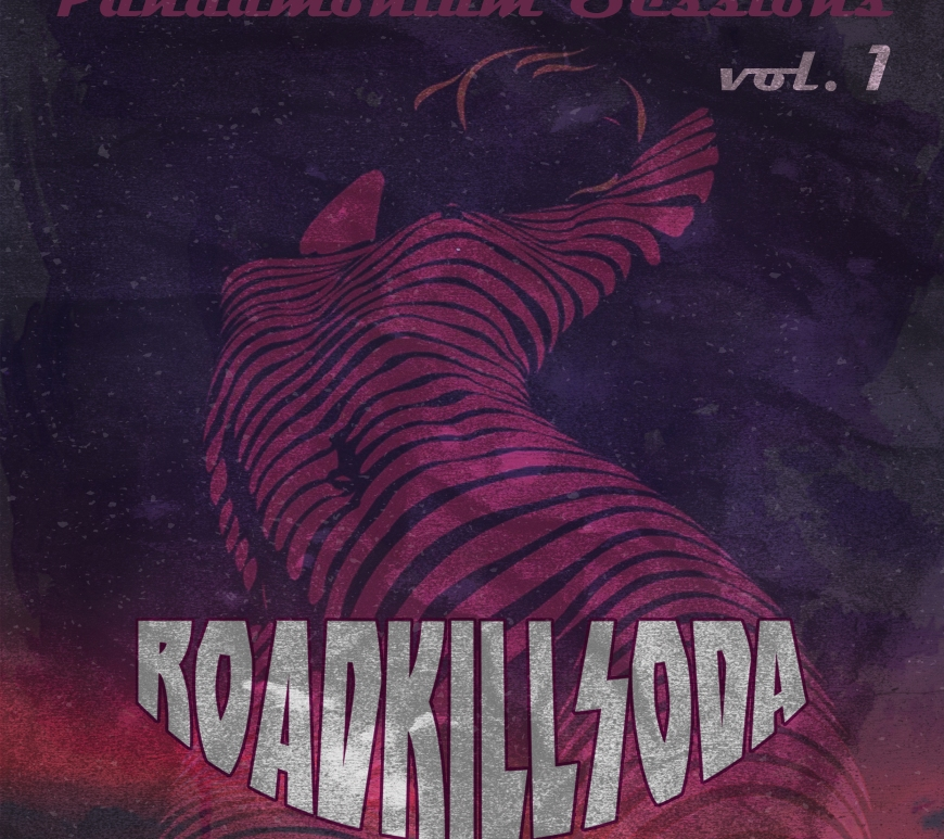 "ROADKILLSODA LANSEAZĂ CLIPUL ""As Black as My Lungs"", SINGLE EXTRAS DE PE ''Pandamonium Sessions Vol. 1''"