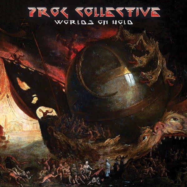 "PROG COLLECTIVE anunta un nou album si lanseaza single-ul ""Two Trajectories"""