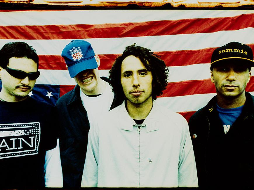 "Rage Against The Machine lansează documentarul ""Killing In Thy Name"""