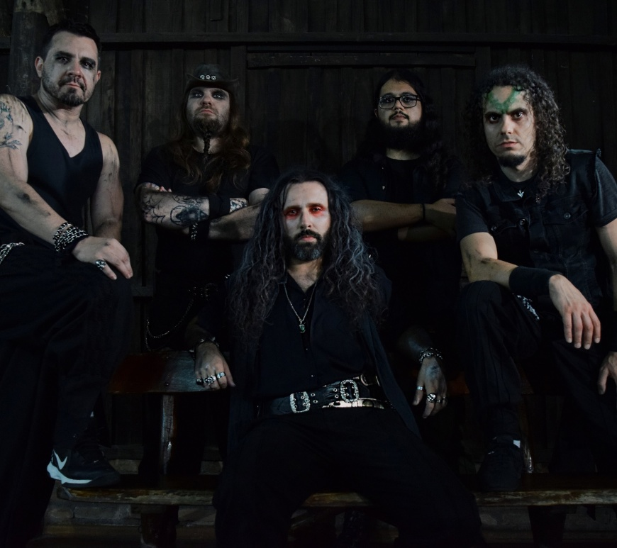 """Brazil's Rage In My Eyes Put A New Spin On Heavy Metal Classic """"Aces High"""""""