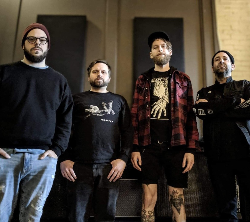 "Cell Press New Music Video ""Blacked Out In Verdun"""