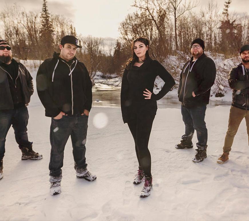 "Canada's Juliet Ruin Blast Off 2021 w/ New Single ""Cosmic Vertigo"""