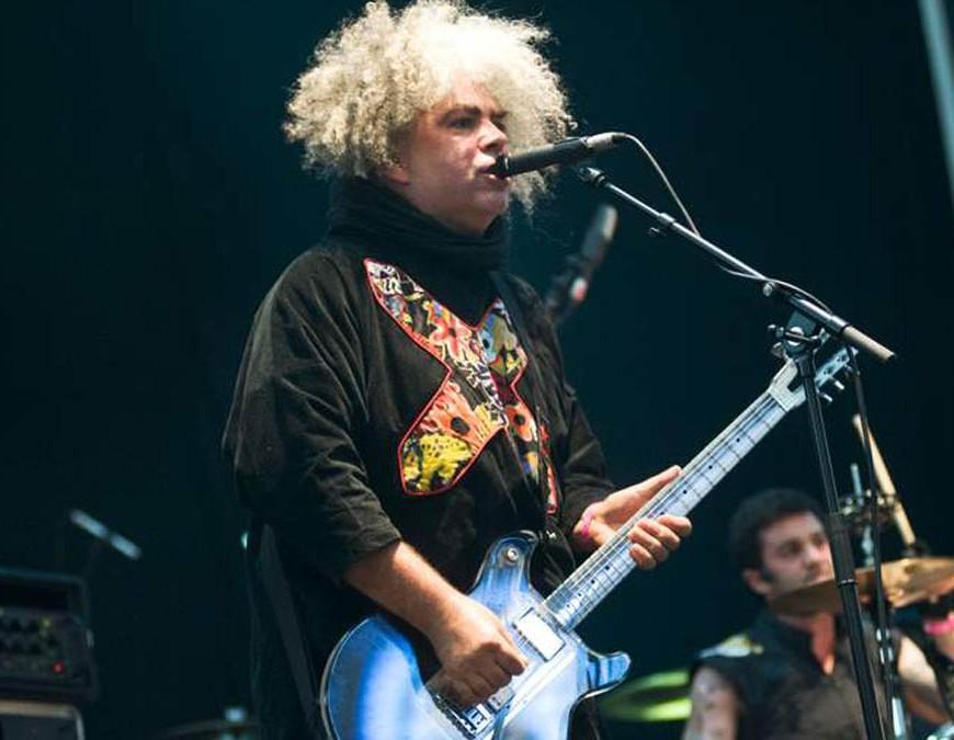 Buzz Osborne de la Melvins interpretează riff-urile preferate de chitară