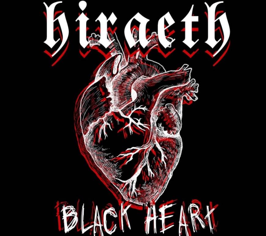 "Trupa Hiraeth a lansat piesa ""Black Heart"""